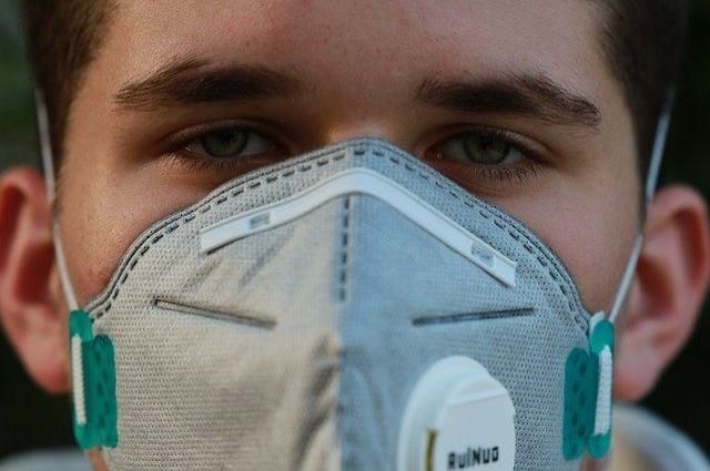 В регион завезли долгожданные медицинские маски.