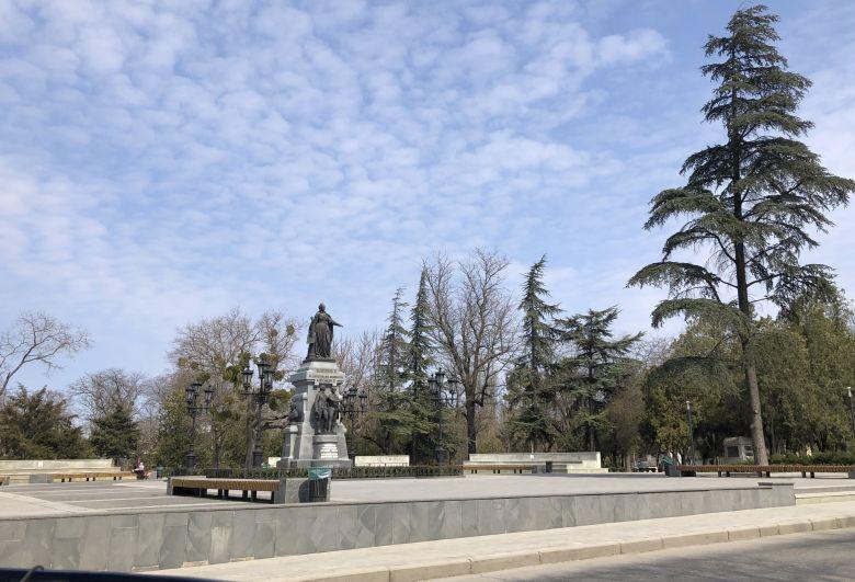 Екатерининский сад.