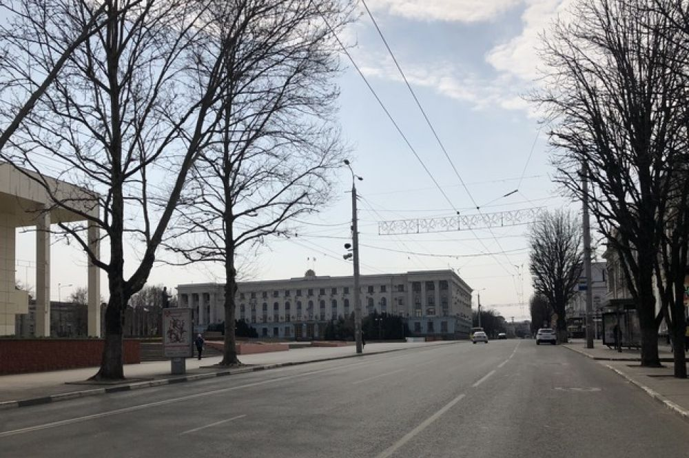 Проспект Кирова.