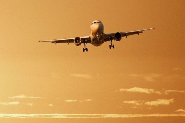 Самолет, летевший в Пермь, подал над Удмуртией сигнал о минировании