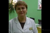 Доктор Людмила Елизарова.