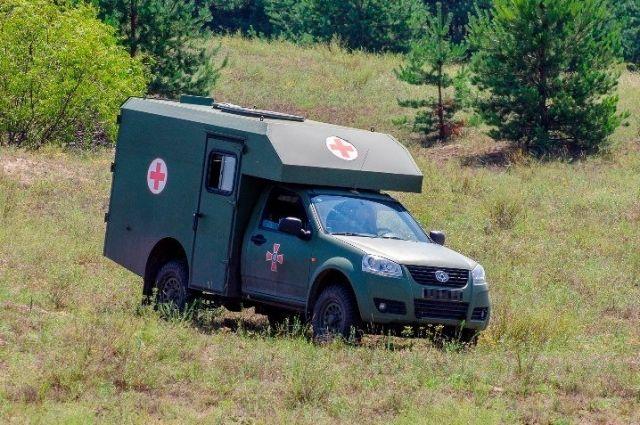 В Хмельницком зафиксирован первый случай заражения COVID-19 в рядах ВСУ