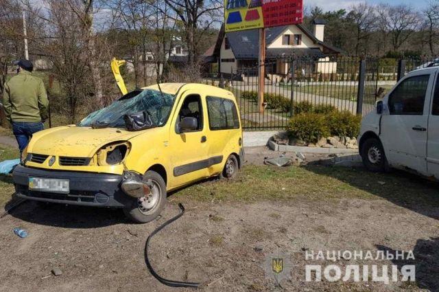 Во Львовской области в ДТП погибли три женщины