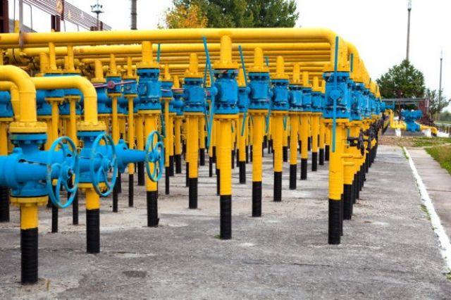 Украина в 2020 году на 76% увеличила импорт газа из ЕС