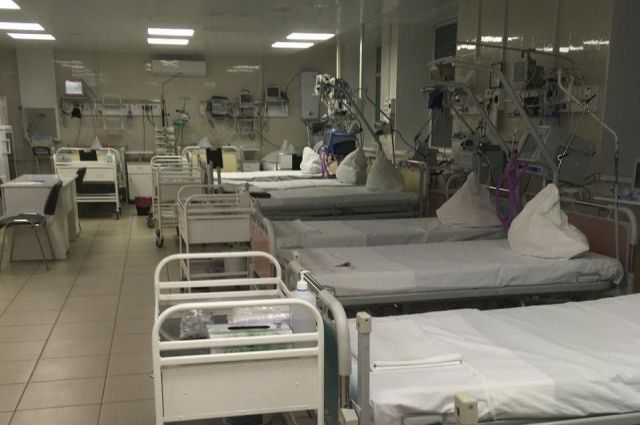 Все пациенты находятся в инфекционной больнице.