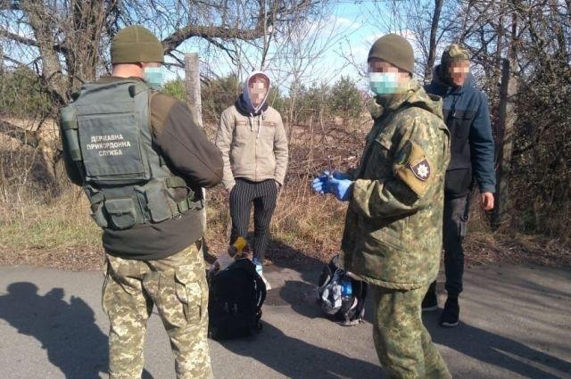 Пограничники задержали туристов, пытавшихся «самоизолироваться» в зоне ЧАЭС