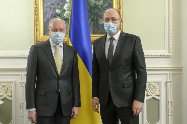 Украина готова помочь ЕС медицинским спиртом, - Шмыгаль