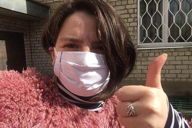 Татьяна Савинова: «К концу недели маски будут продаваться в розницу».