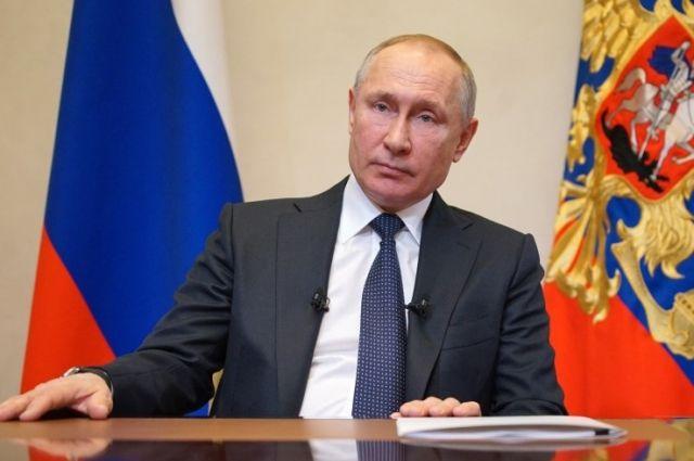 Владимир Путин продлил нерабочий режим до 30 апреля