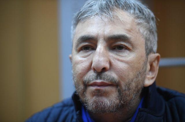 Бизнесмен Уман Джабраилов экстренно госпитализирован
