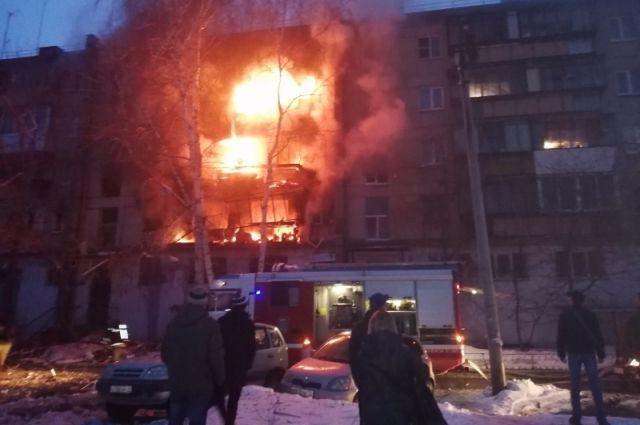 В Магнитогорске умер маленький ребенок, пострадавший при взрыве газа в доме