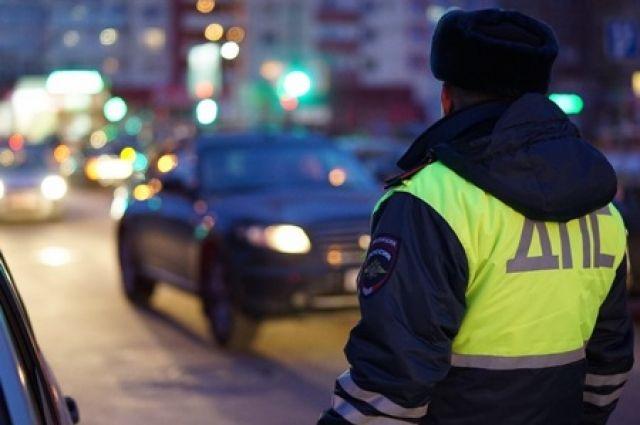 Сотрудники полиции Бузулука задержали 8 пьяных водителей