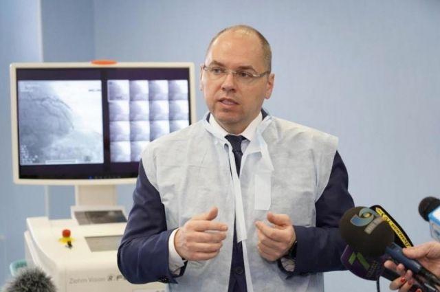 Украина получила препарат для лечения больных коронавирусом, - Минздрав