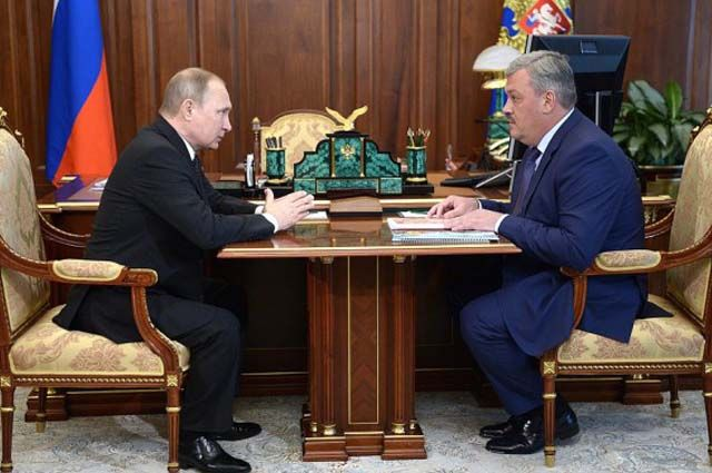 Сергей Гапликов руководил Коми с осени 2015 года.