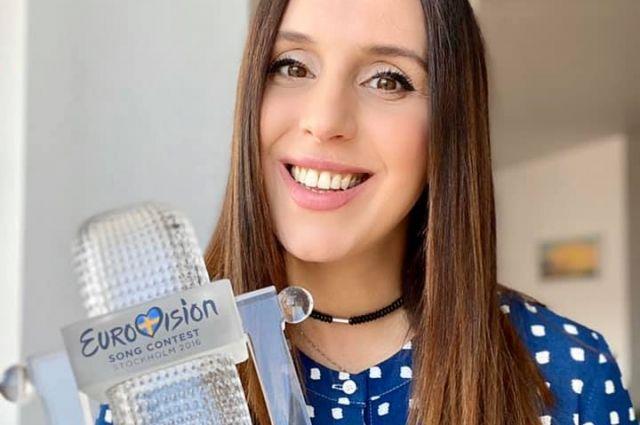 Jamala споет в онлайн-формате Евровидения свою победную песню «1944»