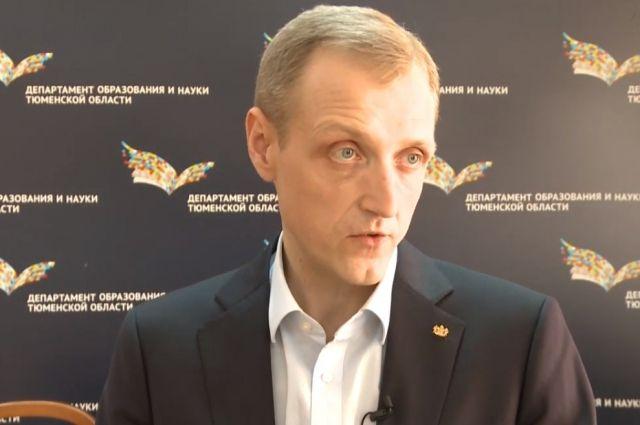 Алексей Райдер, заместитель главы региона, рассказал об обеспечении детей льготным питанием.
