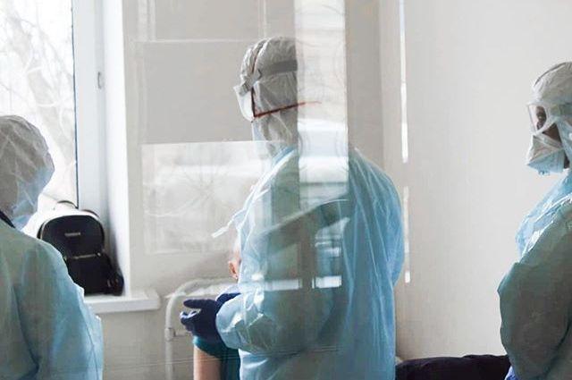 В детскую больницу №3 госпитализировали одного ребенка за сутки - на днях он вернулся из Дубая.