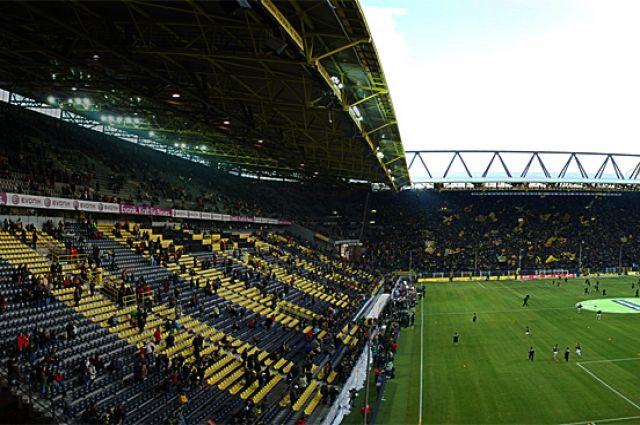 В Германии крупнейший футбольный стадион превратят в госпиталь
