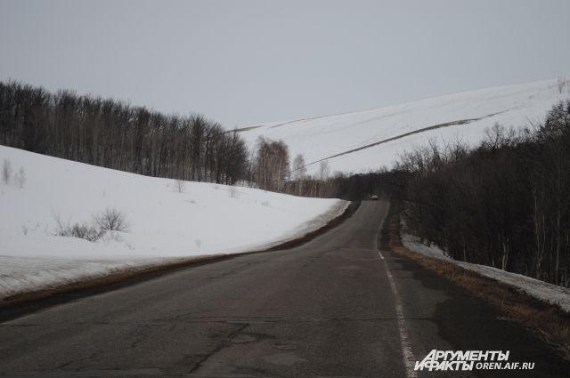 Внутри Оренбургской области никто передвигаться не запрещал.