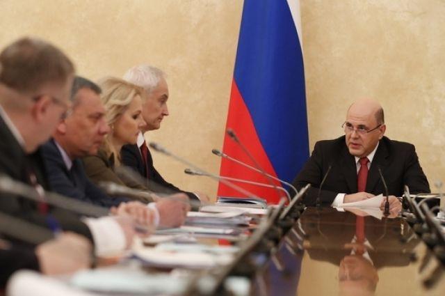 Мишустин объявил , что регионы немогут закрывать границы из-за коронавируса