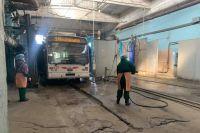 В Запорожье общественный транспорт продолжит работу вопреки запрету Кабмина