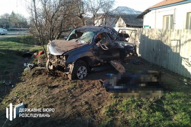 ДТП с участием пограничника: два человека погибли