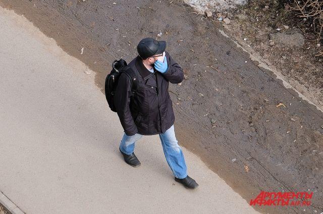 Режим самоизоляции нарушили 1247 оренбуржцев