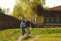 Многие жители Краснодарского края разъехались по родным станицам.