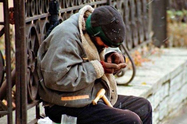 Правительство Киева оказывает помощь бездомным во время карантина