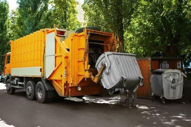 В столице призывают киевлян вовремя оплачивать за услугу по вывозу мусора