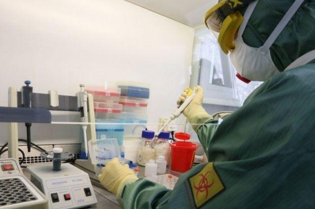 COVID-19. Новорожденный с вирусом и всего одна «чистая» область