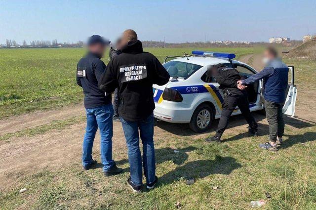 В Одесской области полицейских уличили в вымогательстве и наркоторговле