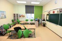 Учителя могут вести дистанционные уроки из школы.