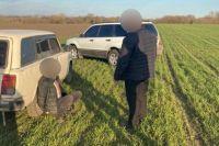 В Сумской области преступники перевозили труп мужчины тремя машинами