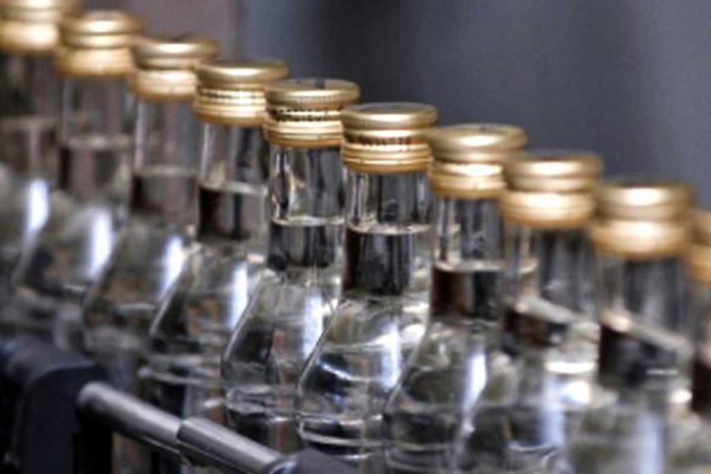 В Украине поступления от акциза на спирт выросли почти в восемь раз