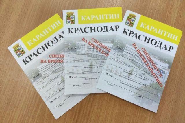 Пропуска продают в соцсетях по 5-10 тысяч рублей.
