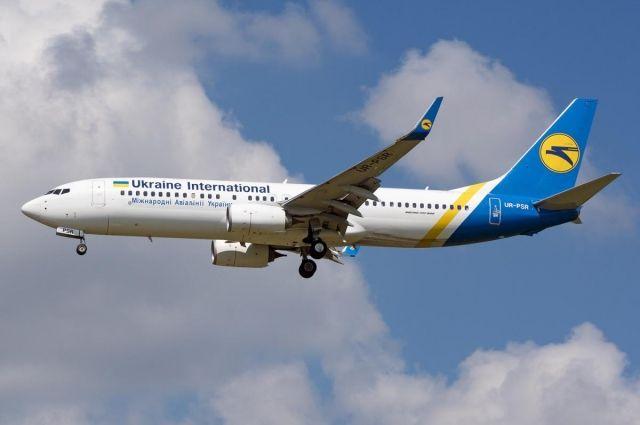 Украина работает над возобновлением прямого авиасообщения с Китаем