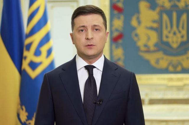 Власть действует жестко, соответственно ситуации в Украине, - Зеленски