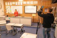 Аудитория «уроков онлайн» в первый день составила 3,3 млн зрителей