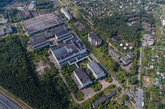 Троицкий институт инновационных и термоядерных исследований (ТРИНИТИ).
