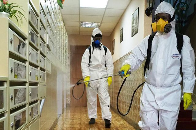 Провести уборку со спецсредствами не так-то просто. Для этого необходима экипировка и аппаратура.