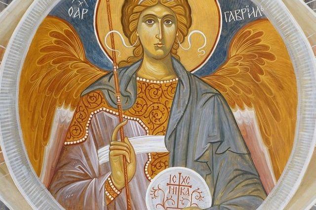 8 апреля: Собор Архангела Гавриила, именины, предписания и запреты дня