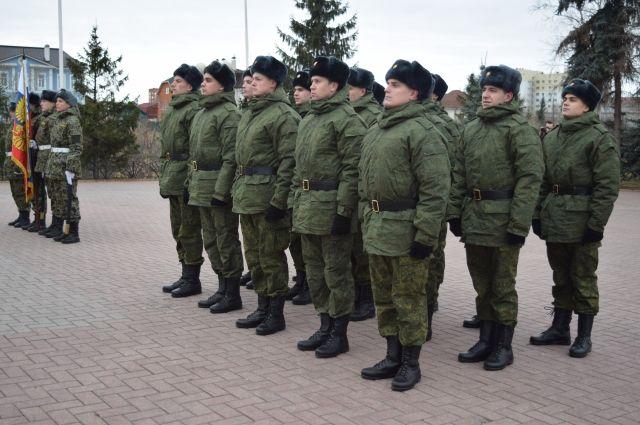 В Тюменской области откорректировали сроки призывной кампании