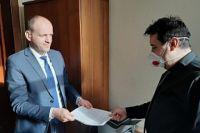 Виталий Матвийчук стал первым подал документы на пост мэра Иркутска.