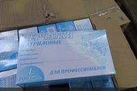 Тюменские таможенники задержали партию медицинских перчаток