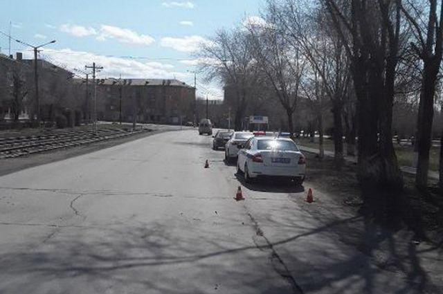 В Новотроицке подросток нарушил ПДД и попал в больницу.