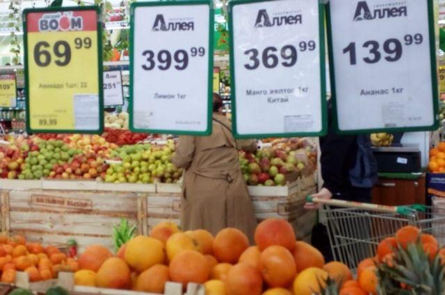 Цена лимонов доходит до 400 рублей за кг.