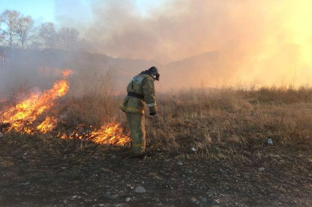 Работы завершат до наступления особого противопожарного периода.