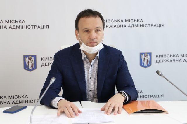В Киеве анонсировали отключения воды из-за гидравлических испытаний
