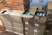В двух областях Украины блокировали изготовление контрафактных антисептиков